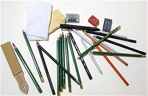 Drawing Supplies by Quot Drawing Pencils From J D Hillberry