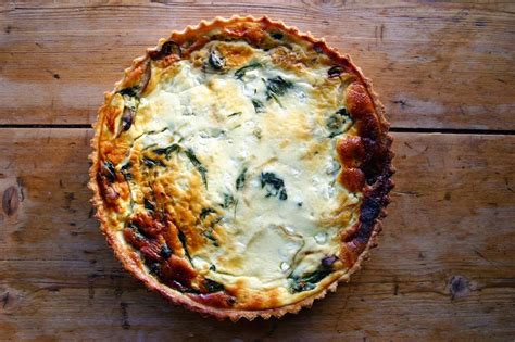 Cottage Cheese Quiche by Belleau Kitchen Spinach And Cottage Cheese Quiche