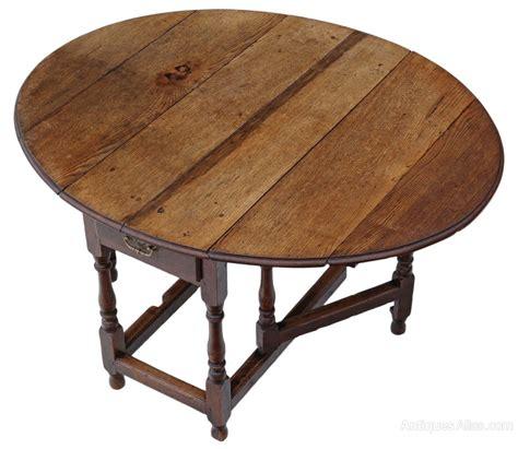 Georgian Drop Leaf Table Antique Georgian Oak Gateleg Drop Leaf Dining Table Antiques Atlas