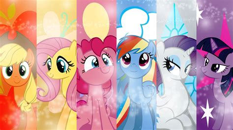My Pony Friendship Is my pony friendship is magic wallpaper