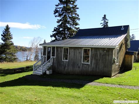 Rangeley Maine Cabins For Rent by Rangeley Lake Maine Cabin Rentals Cove Cabin 2