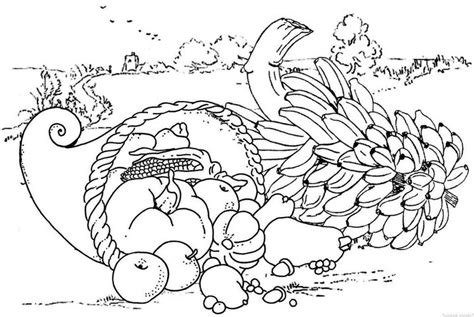 coloring page of thanksgiving food thanksgiving food coloring pages free az coloring pages