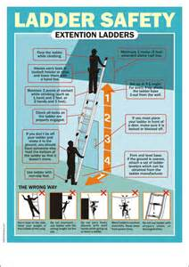 ladder safety tips to prevent falls and injuries
