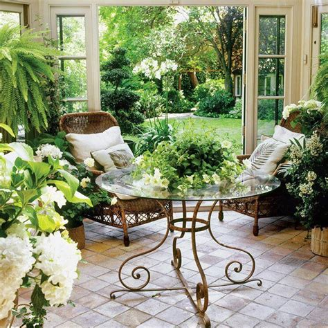 Living Room With A Garden 51 Best Images About Indoor Garden Rooms On