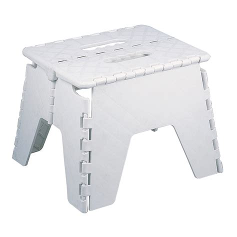 sturdy folding step stool foldable folding sturdy step stool home kitchen garage