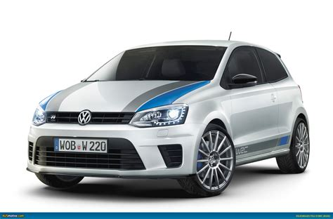 volkswagen polo ausmotive com 187 road going volkswagen polo r wrc revealed