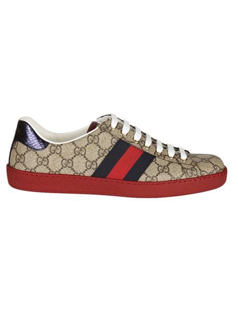 gucci sneakers sale gucci gucci ace gg supreme sneakers beige s