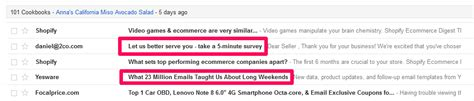 email format attention how to use email segmentation to increase your conversion rate