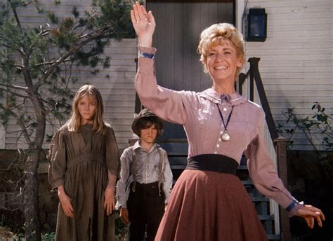 house on the prairie miss beadle from house on the prairie looks back