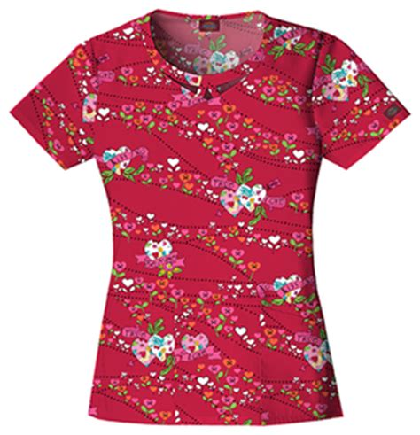 valentines day scrubs top 10 scrubs tops for s day scrubs the