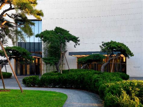 luxury hotels  beijing china bvlgari hotel beijing
