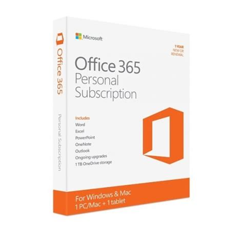 Office 365 Personal Review office 365 personal subscription