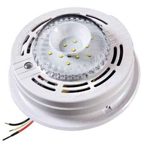 smoke alarm strobe light hearing impaired kidde wire in led strobe light for the hearing impaired