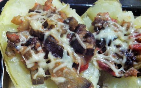recette pommes de terre farcies au four 233 conomique et