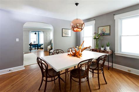 Bennington Gray Dining Room Photo Page Hgtv