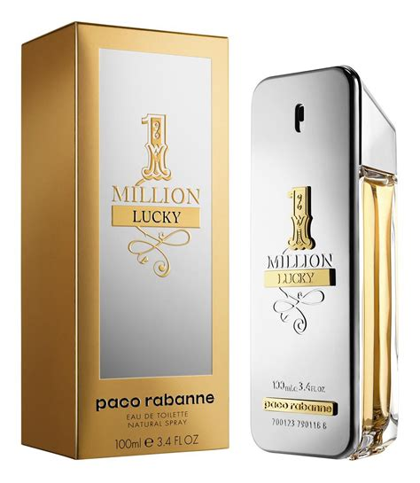 Paco Rabanne One Million 1115 by Paco Rabanne 1 Million Lucky Reviews And Rating