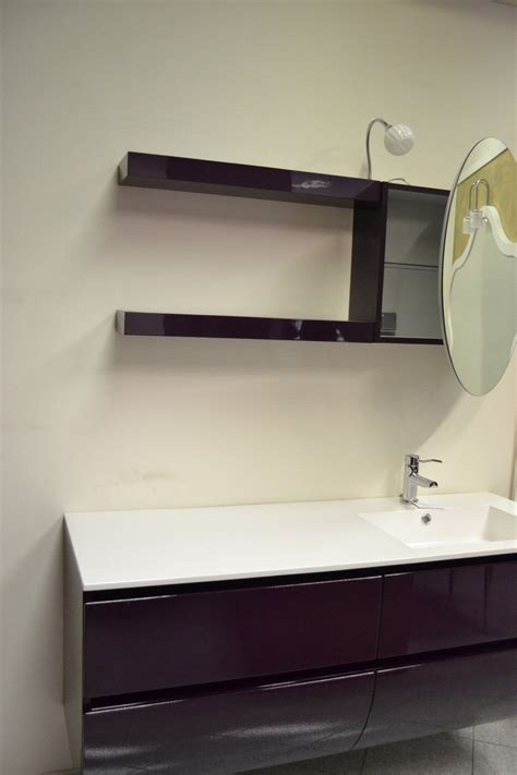 arredo bagno offerta offerta bagno laccato cerasa arredo bagno a prezzi scontati