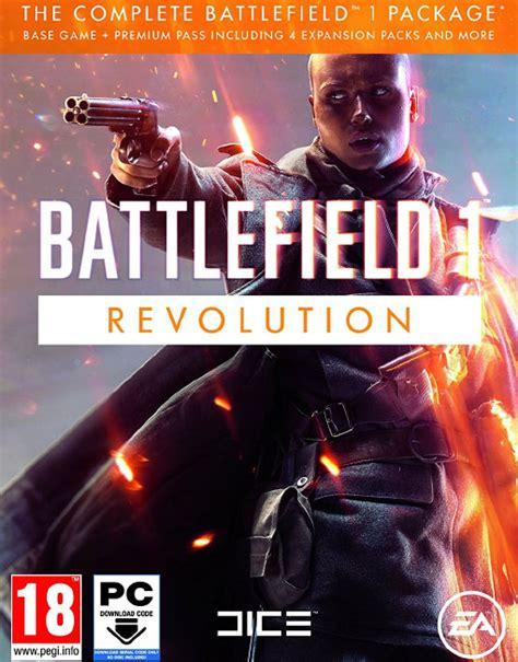 Battlefield 1 Revolution Edition Cd Key Origin Battlefield 1 Revolution Edition Origin Cd Key Afty
