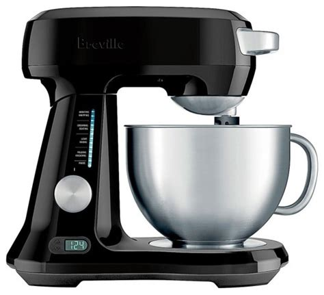 Breville Scraper Mixer Pro Bench Mixer Contemporary Mixers By Harveynorman Com Au