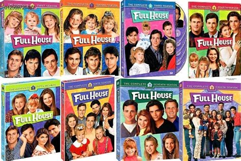 full house season 7 full house complete series season 1 8 1 2 3 4 5 6 7 8 new dvd set