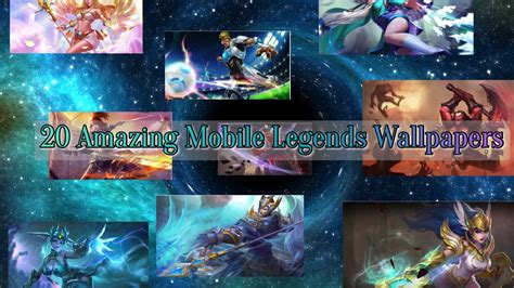 mobile legends  amazing wallpapers  mobile legend