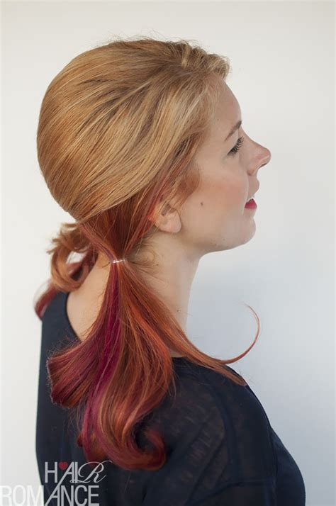 Pigtail Hairstyles For Adults by How To Wear Pigtails Without A Partline And Hide Any
