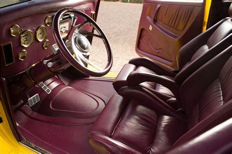 custom hot rod upholstery 1934 ford custom hot rod 185517