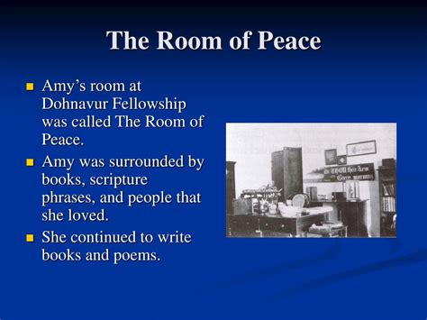 Called The Room Ppt Carmichael And Siblings Powerpoint