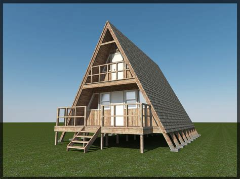 build a frame house build your own 24 x 21 a frame 2 story cabin diy plans