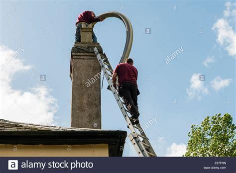 Chimney Flue Der Uk - chimney flue stockfotos chimney flue bilder alamy