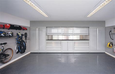 Two Car Garages by
