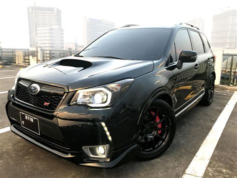rocket bunny subaru forester 21 best custom subaru forester xt images on