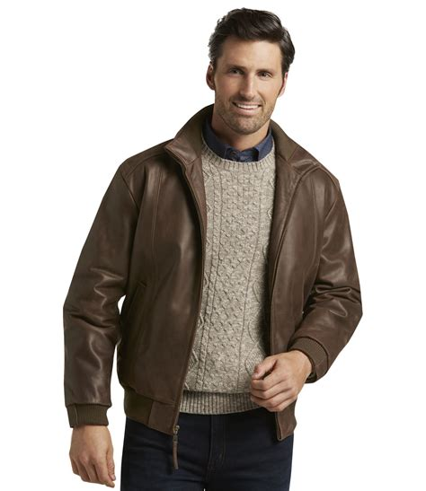 mens leather bomber mens leather jackets bomber pl jackets