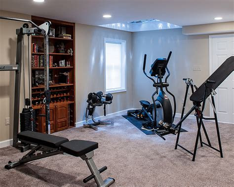 homebusiness after exerciseroom remodeling company
