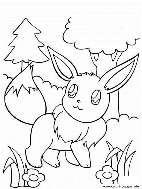 coloring book option printing eevee go coloring pages printable