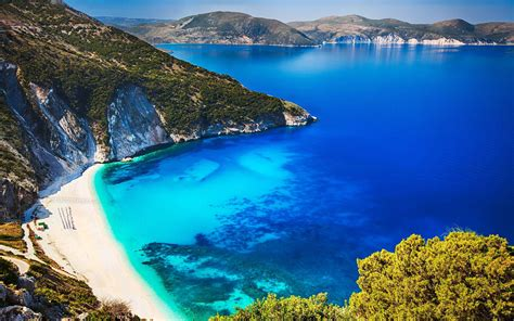 desktop themes greece kefalonia desktop wallpapers