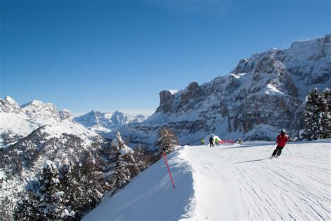 slope wellness close to the ski slopes hotel selva gardena dolomites