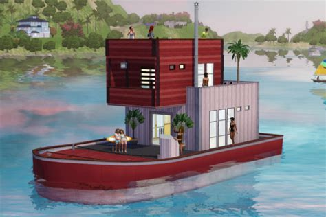 sims 3 house boats the sims 3 island paradise review a relaxing vacation year round