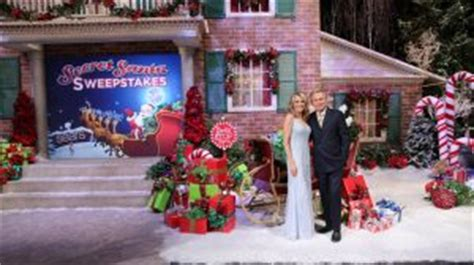 Sears Secret Santa Giveaway - wheeloffortune com secret santa spin id sweepstakes