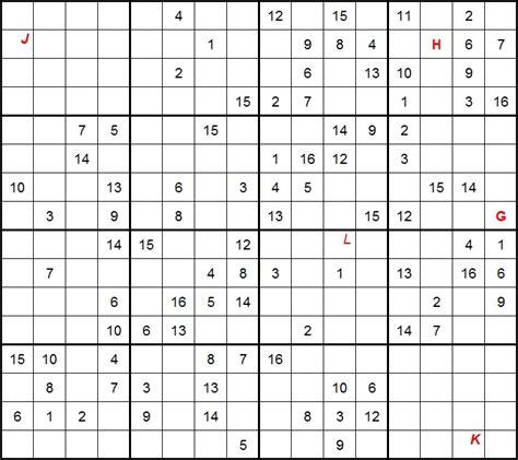 printable sudoku 16x16 printable 16x16 sudoku puzzles quotes