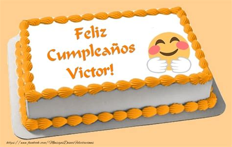 imagenes feliz cumpleaños victor feliz cumplea 241 os victor felicitaciones de cumplea 241 os