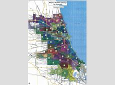 The New Chicago Ward Map Passes | Chicago magazine | The ... 26th Ward Map