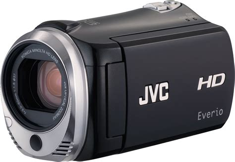 Jvc 2007 High Definition Everio Camcorder by Gz Hm300