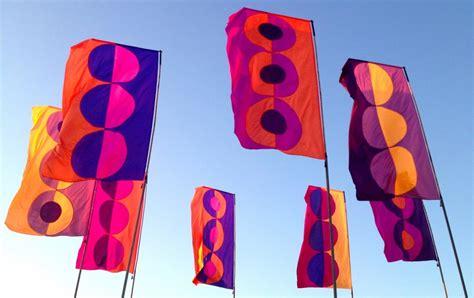 Home Decoration Ideas Retro Set 171 Liz Cooke Flags
