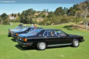 1980 Maserati Quattroporte 1980 Maserati Quattroporte Information And Photos