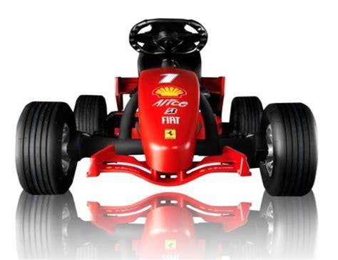 Go Kart Ferrari by Go Kart Ferrari Un Giocattoli Da Eroi Giocattolini