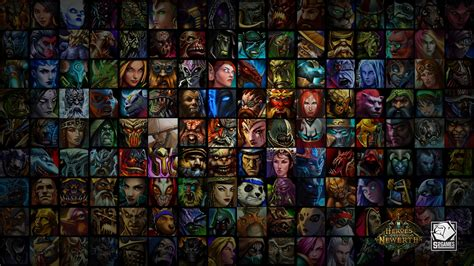 hon characters hon heroes of newerth wallpapper downloads