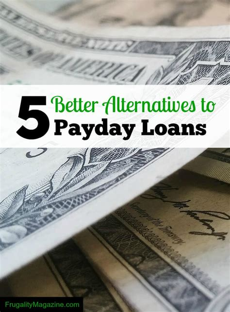 better alternative to need emergency 5 better alternatives to payday loans
