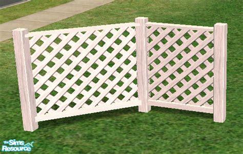 Low Garden Trellis Simaddict99 S Trellis Garden Low Fence White