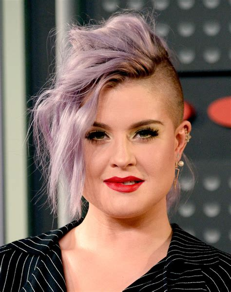 Kelly Osbourne Short Hairstyles Looks   StyleBistro